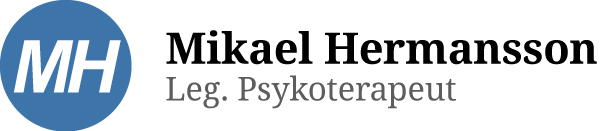 Psykoterapeut Mikael Hermansson